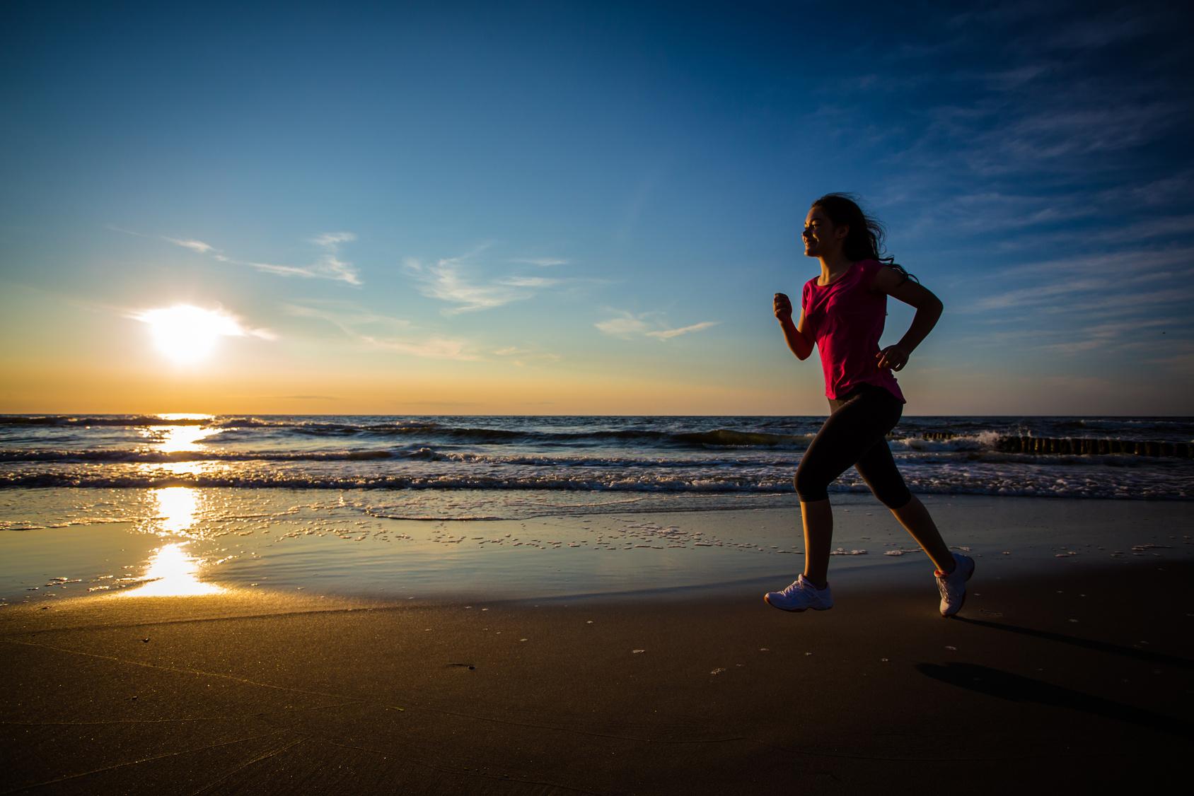 Συμβουλές για τρέξιμο στην παραλία