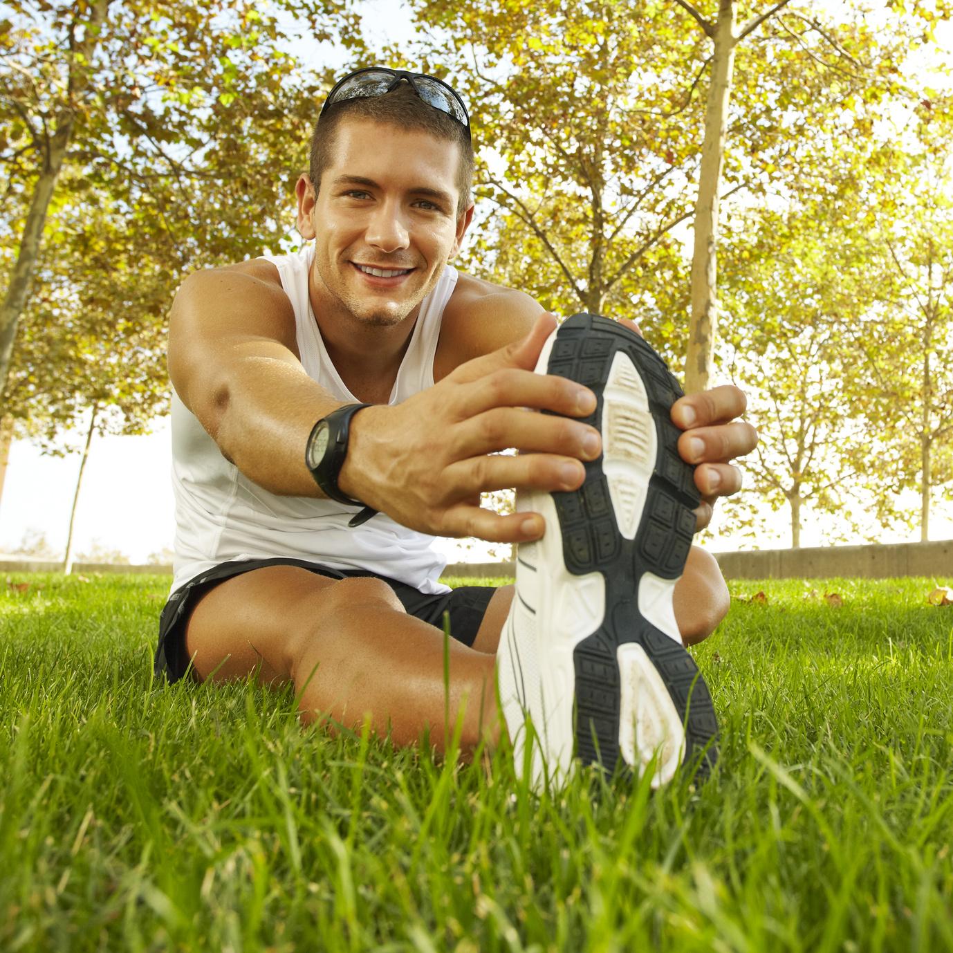 Προθέρμανση πριν το τρέξιμο
