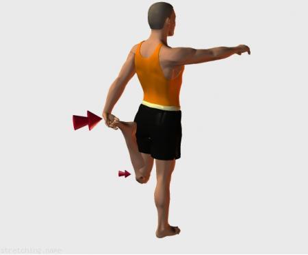 7 ασκήσεις διατάσεων για μετά το τρέξιμο - 3