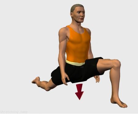 7 ασκήσεις διατάσεων για μετά το τρέξιμο - 6