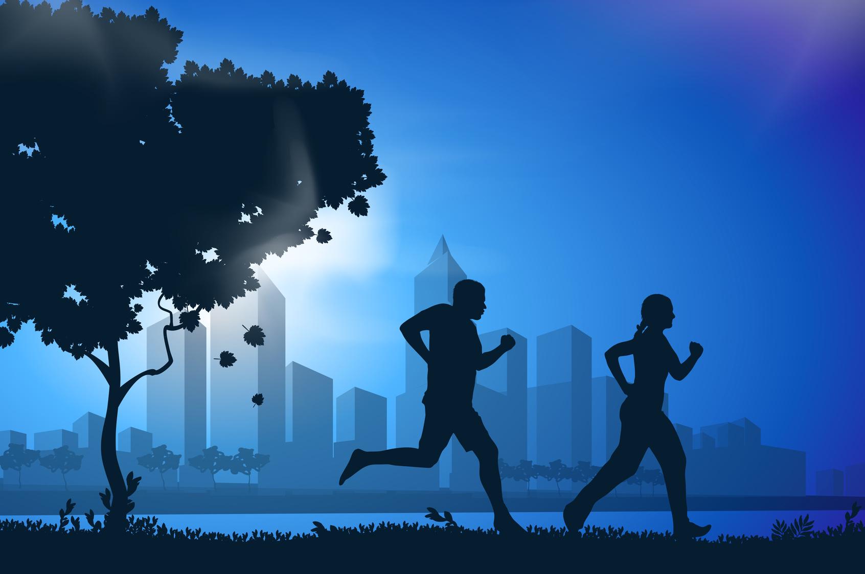 Πρόγραμμα προπόνησης τρεξίματος 30 λεπτών για νέους δρομείς