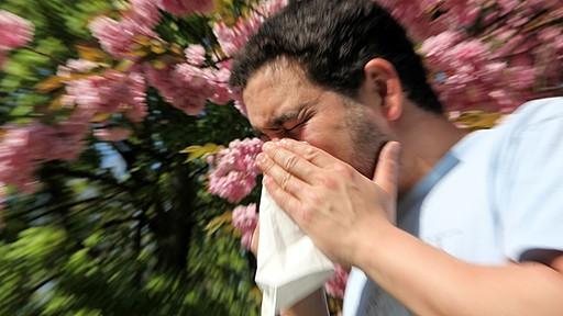 Τρέξιμο με αλλεργία