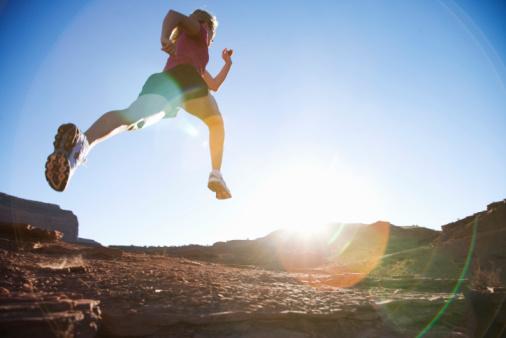 Τρέξιμο και προστασία από τον ήλιο