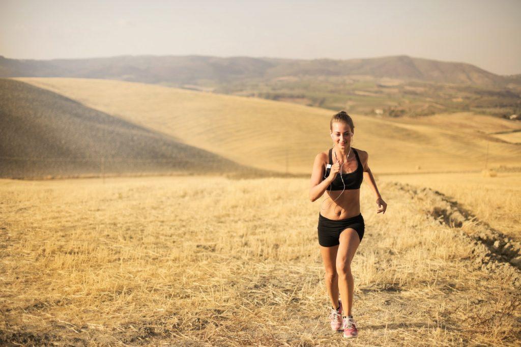 Τρέξιμο το καλοκαίρι